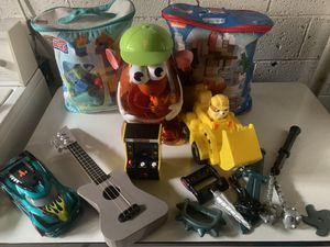 Kids toys - Hot wheels,paw patrol,pac man,ninja,building blocks for Sale for sale  Cleveland, OH