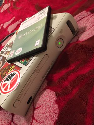 Xbox 360 With Games And A Controller for Sale in Turlock, CA