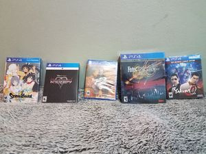 Ps4 Games lot of 3 for Sale in Dallas, TX