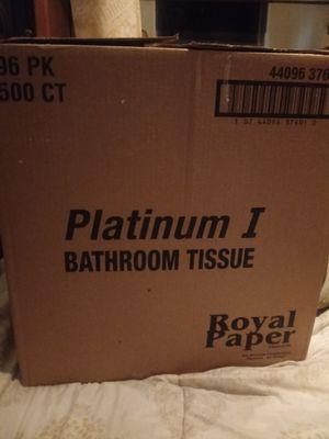PLATINUM BATH TISSUE 2 PLY for Sale in Paramount, CA