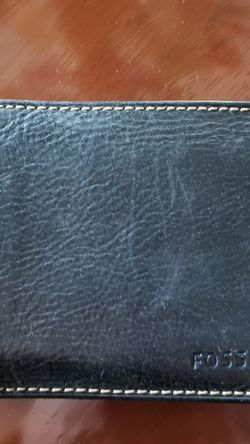 Fossil Leather Wallet for Sale in Tigard,  OR