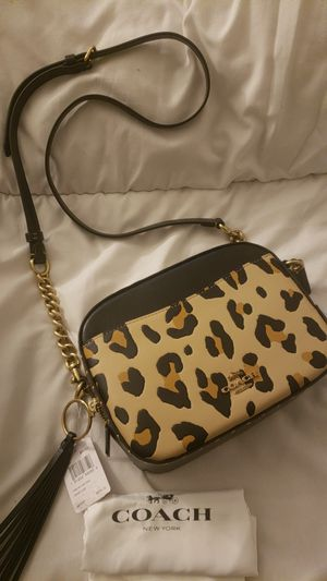 BRAND NEW WITH TAGS AUTHENTIC COACH PURSE FROM MACY'S ONLY $150 for Sale in Boston, MA