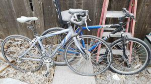 Giant and trek bike for Sale in Denver, CO