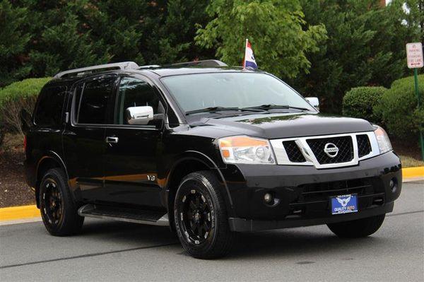 2009 Nissan Armada
