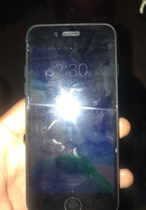 Black iPhone 8 for Sale in Temple Hills, MD