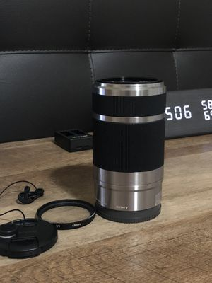 Sony 55-210mm for Sale in Damascus, OR