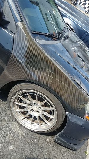 Rsx Carbon Fiber fenders for Sale in Philadelphia, PA
