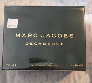 Price Reduced Marc Jacob Decadence 100 ml for Sale in Taylorsville, UT