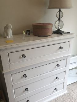 Distressed Dresser With Restoration Hardware Knobs for Sale in Kenmore,  WA