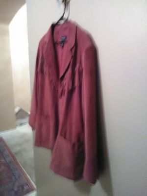 Suede jacket for Sale in Port Orange, FL