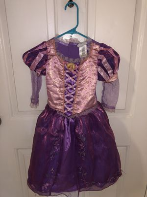 Disney rapunzel costume for Sale in Fort Lauderdale, FL