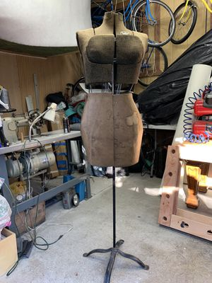 Antique dress form by singer for Sale in Oakland, CA