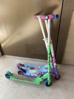 Three scooters for Sale in San Angelo, TX
