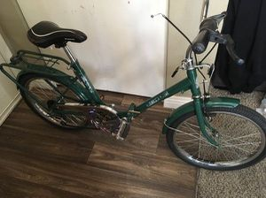 RANDOR VINTAGE FOLDING BIKE for Sale in Las Vegas, NV