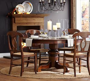 Pottery Barn Napoleon Dining Chairs from Italy for Sale in West Linn, OR