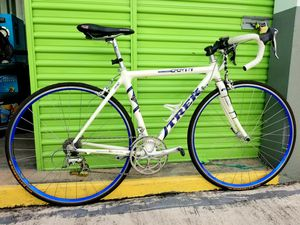 Trek 5500 OCLV Full Carbon Road Bike, size : 50cm Excellent Condition. for Sale in Plantation, FL