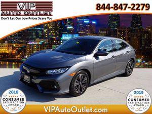2017 Honda Civic Hatchback for Sale in Maple Shade, NJ
