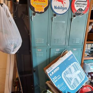 Old School Locker for Sale in Katy, TX