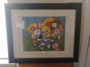 Alice framed art for Sale in Tacoma, WA