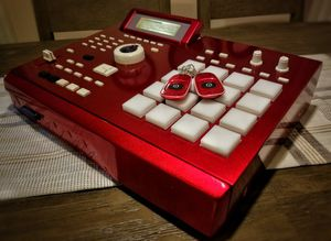 Remote Start Custom Akai MPC2000XL Drum Machine Sampler Extras!!! for Sale in Gallatin, TN