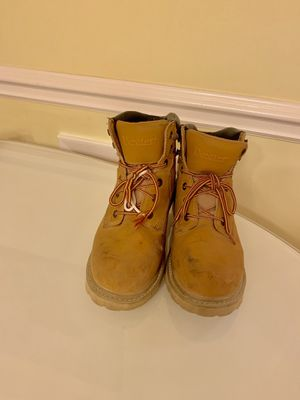 Dexter work boots steel toe size 7 for Sale in Chicago, IL