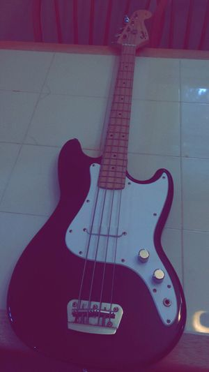 Squier Bass - Like New! for Sale in Rockville, MD