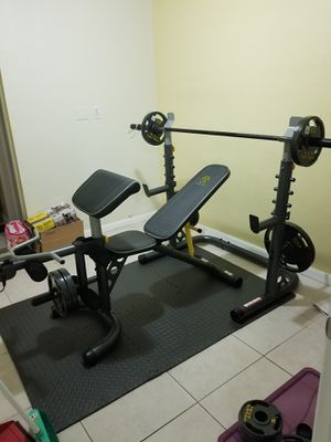 Home gym, weights for Sale in Miami, FL