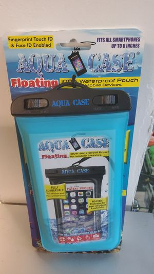Water proof cases for phone (iphones and samsung ) for Sale in Panama City Beach, FL