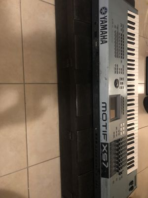Yamaha motif XS7 for Sale in Miami, FL