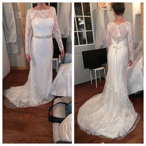 Wedding Dress for Sale in New Braunfels, TX