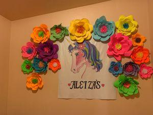 paper flowers for Sale in Perris, CA