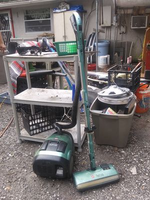 HOOVER DUROS S3590B Canister Vacuum + Power Head for Sale in Apopka, FL