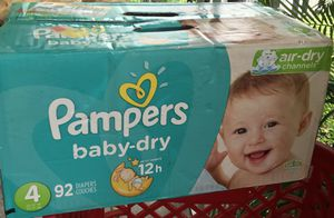 Pampers for Sale in Hollywood, FL