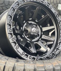 "18"" FUEL WHEELS & TIRES PACKAGES Includes Nitto Ridge Grappler Tires 305/60R18 Package Deals Only $1499 for Sale in La Habra Heights,  CA"