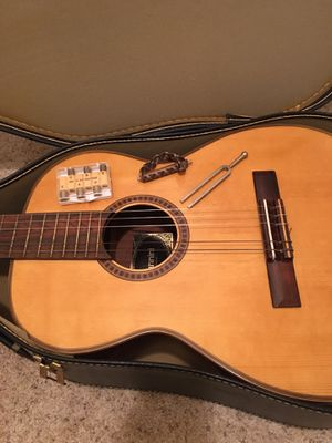 Guitar - Giannini very good condition for Sale in Waxhaw, NC