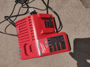 Milwaukee battery charger New!! for Sale in Guadalupe, CA