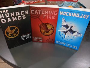 The Hunger Games Trilogy Box Set (Paperback Classic Collection) - by Suzanne Collins for Sale in Lawrenceville, GA