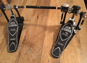 Tama Iron Cobra Double Bass pedal for Sale in Oregon City, OR