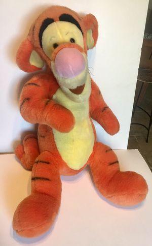 "Walt Disney Large Tigger 21"" Plush Stuffed Animal for Sale in Modesto, CA"