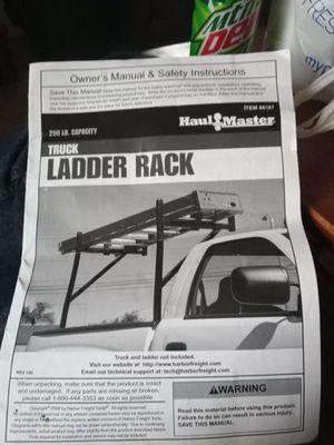 Haul master ladder racks for Sale in Grandview, MO
