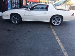 "20"" IROC RIMS WITH NEW TIRES for Sale in Los Angeles, CA"