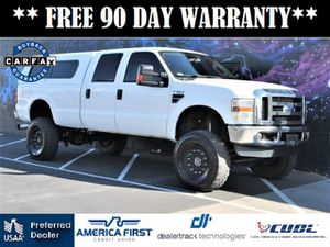 2009 Ford F-350 SD XLT Crew Cab Long Bed 4WD for Sale in Las Vegas, NV