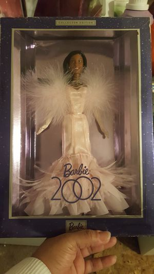 Barbie 2002 Collector Edition for Sale in Murfreesboro, TN