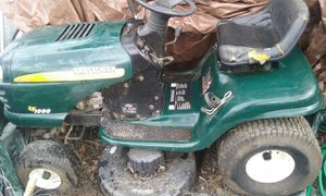 Craftsman riding lawn mower,in bad tune,may need serious repair,{contact info removed} for Sale in Tigard, OR