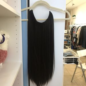 """26"""" Fish line band halo hair extension for Sale in Brooklyn, NY"""