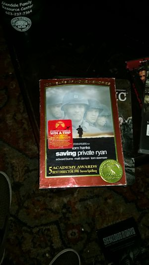 Seving private ryan movie for Sale in Glendale, AZ