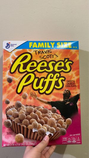 Travis scott's Reese's puffs for Sale in Garden Grove, CA