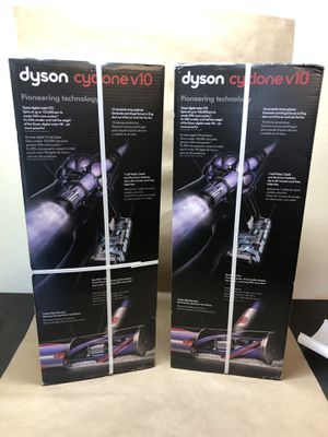 (2) Dyson cyclone v10 new in box and (1) Dyson optimum for Sale in Riverview, FL