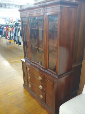 Harmony House wuality design china cabinet for Sale in Long Beach, CA