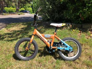 "12"" toddler mater/cars movie theme bike/bicycle for Sale in Kirkland, WA"